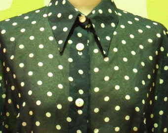 shirt, vintage shirt, made in italy