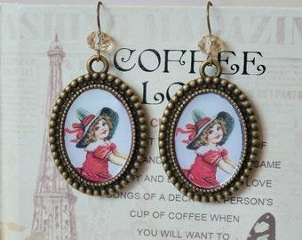 Little Sweet Witch Earrings