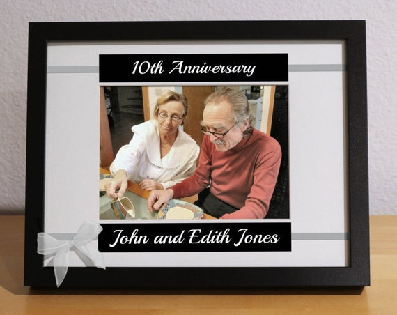 10th Year Wedding Anniversary Gift: 10 Year Wedding Anniversary, 10th Anniversary Gift, 10th