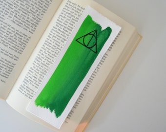 Bookmark - Harry Potter, Deathly Hallows