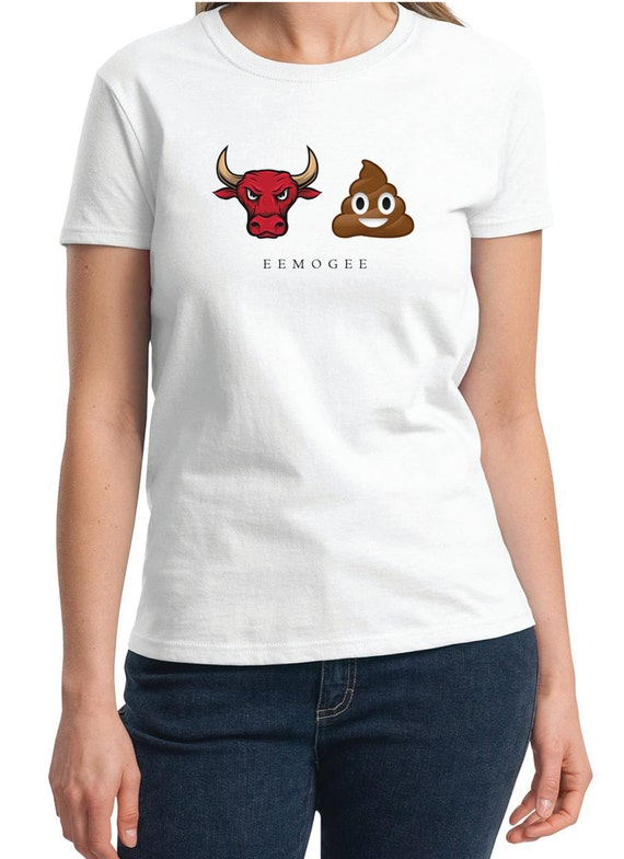 EEMOGEE Bull Shit -  Ladies T-Shirt (Colors Available too)