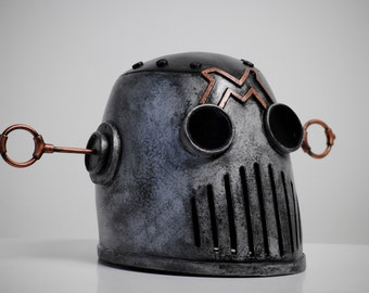 Mechanist Helmet Fallout Inspired