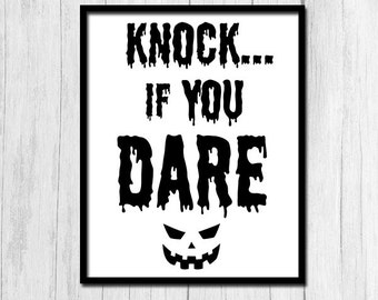 halloween decor halloween wall decor digital download halloween cheap halloween decorations scary decor spooky sign scary
