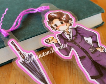 Missy (Doctor Who) Bookmark