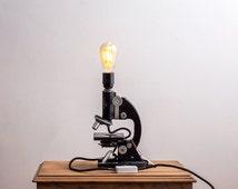 "Microscope Lamp - ""Mister Meyers"""