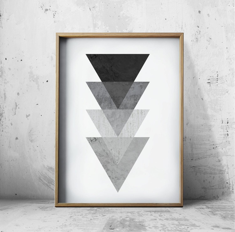 Posters Wall Art Prints Geometric Art Geometric By