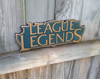League of Legends Logo, LOL, Gaming, Gift, Shield