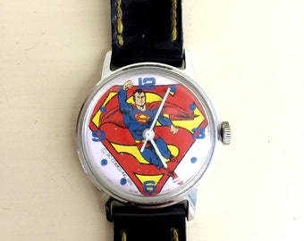 1970's Superman Watch