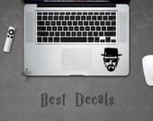 Breaking Bad Sticker Heisenberg Decal for Laptop MacBook Pro Air Party Birthday Gift -Not Walter White Shirt Dress Hoodie Cap