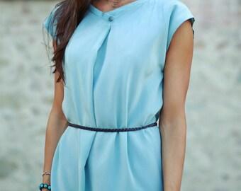 Pure silk mini dress, cocktail dress/formal wear