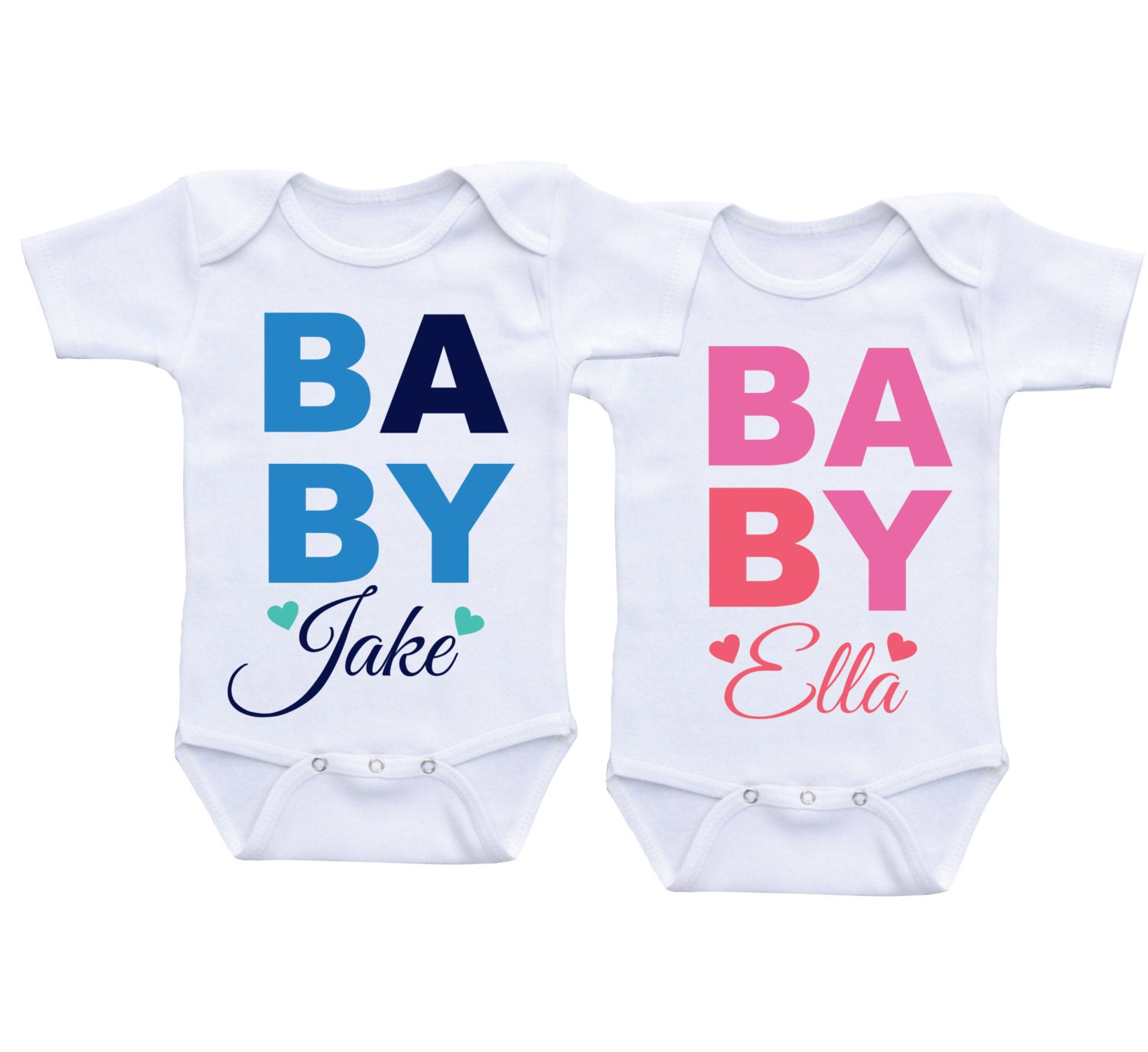 Baby Gift Sets For Twins : Twins baby gift twin onesie for boy girl twinstwins