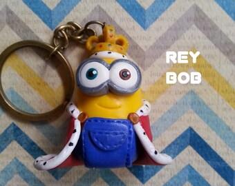 Minion King Bob