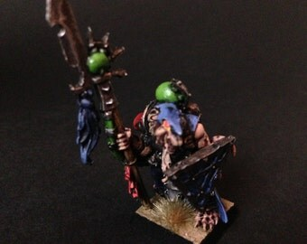 Skaven Warlod GamesDay 2011 Professionally Painted