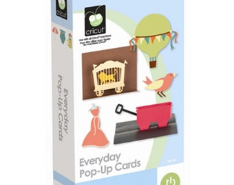Cricut Everyday Pop-Up Cards Cartridge