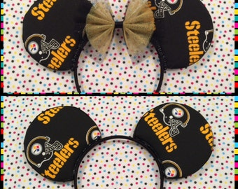 NFL Pittsburgh Steelers Mouse Ears