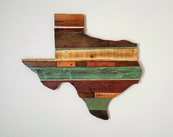 Large Reclaimed Wood Wall Art - Large Rustic Texas - Wedding Guest Book -  Unique Gift - Large Reclaimed Wood Wall Art Large Rustic Texas Wedding