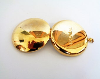 Mirror, Compact mirror, Loreal Paris Round Pocket Mirror, Double Sided, pendant mirror,