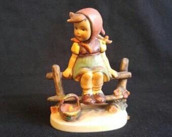 Just Resting Hummel Figurine