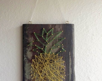 Pineapple string art * LIMITED EDITION *
