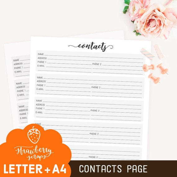 how to address a letter to a judge address book printable contacts printable planner 1292