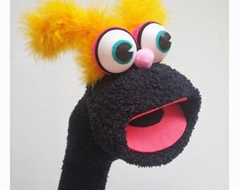 Sock Puppet Hand made Puppet