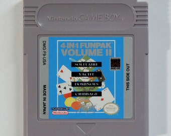 4 In 1 Fun Pack Volume 2 for Gameboy