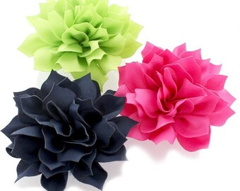 Dog Collar Flower // *3 inch*