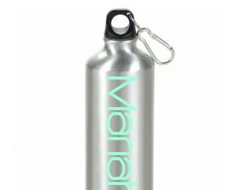 20 oz Custom Aluminum Water Bottle