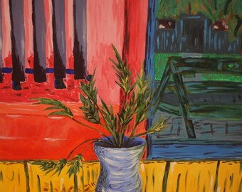 House Plant (Original Painting)