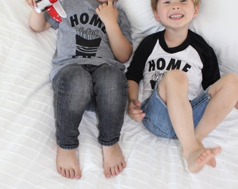 Home Fry Graphic Tee Shirt Baby Toddler Kid