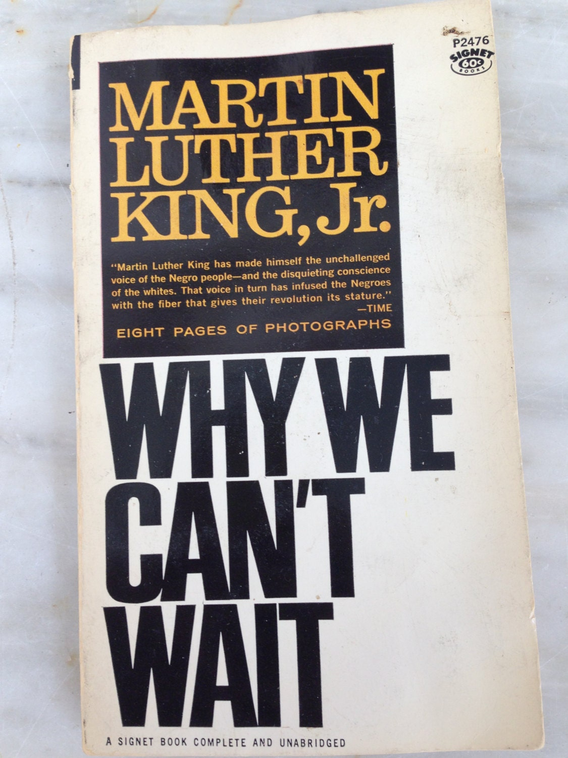 why i chose martin luther king Martin luther king (mulberry books) [rosemary l bray, malcah zeldis] on  amazoncom free shipping on qualifying offers a fine introduction to the life  of.