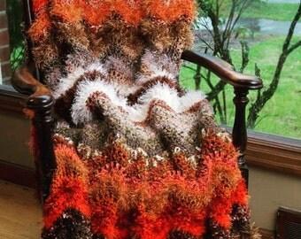 Afghan - Autumn Colors