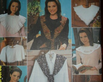 Simplicity Crafts Misses Collars Pattern #9844