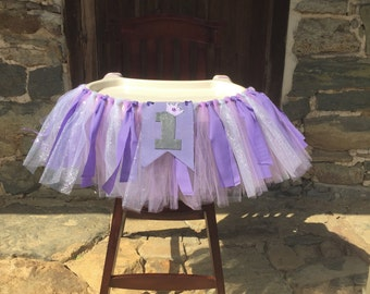 Highchair Tutu - Sophia the First