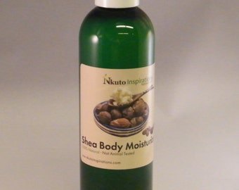 Shea Body Moisturizer Lotion