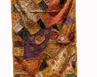 Patchwork Wall Hanging India Home Décor