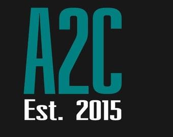 A2C Long Sleeve Tee