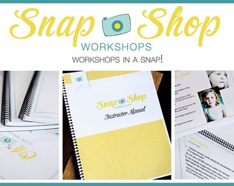 SnapShop Workshops