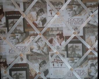 Movie Theme Memo Board