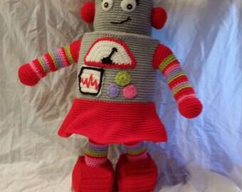 Kyra-bot, the Pretty Little Robot