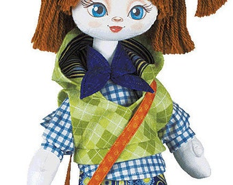 Excellent Student (Doll sewing kit)