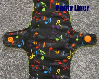 Made to Order 10 Inch Cloth Panty Liner
