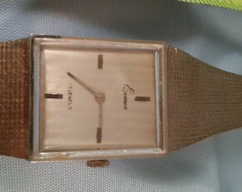 Vintage Ermex Watch - 17 Jewel Movment