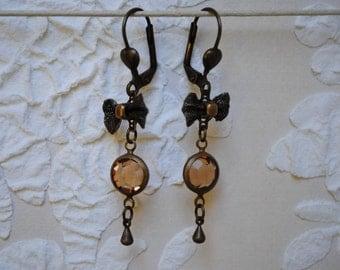 Earrings vintage spirit