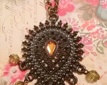 """Pendant Necklace 31.5"""" Chain"""