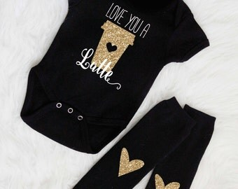 Free shipping baby leg warmers, black and gold leg warmers, glitter detail baby leg warmers, baby gift set