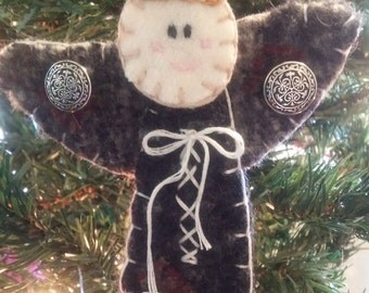 Christmas ornament Angel (02)