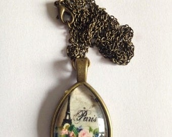 "Necklace "" Spring"""