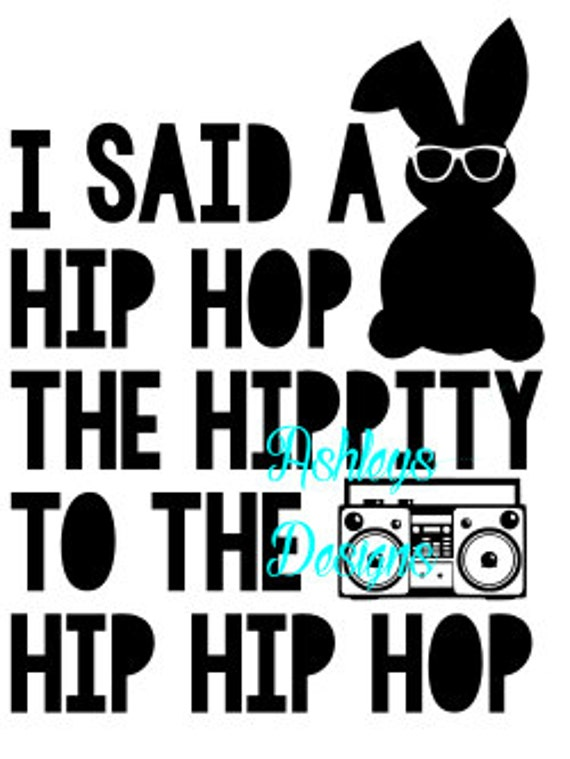 Hip Hop Easter Bunny Pictures 31