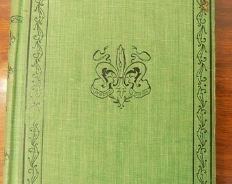 Rare (?) 1896 print -The Scarlet Letter, Nathaniel Hawthorne